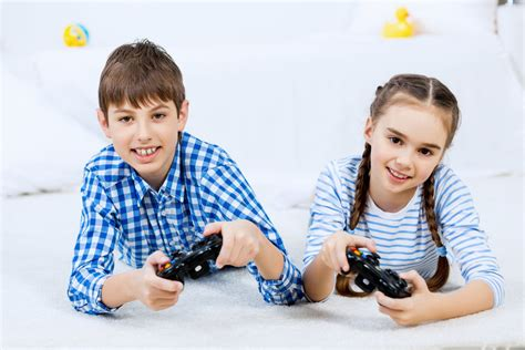Time Spent Playing Video Games May Have Positive Effects