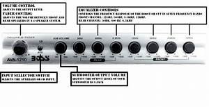 Amazon Com  Boss Audio Ava1210 7 Band Pre