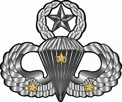 Wings Airborne Jump Master Combat Jumpmaster Army