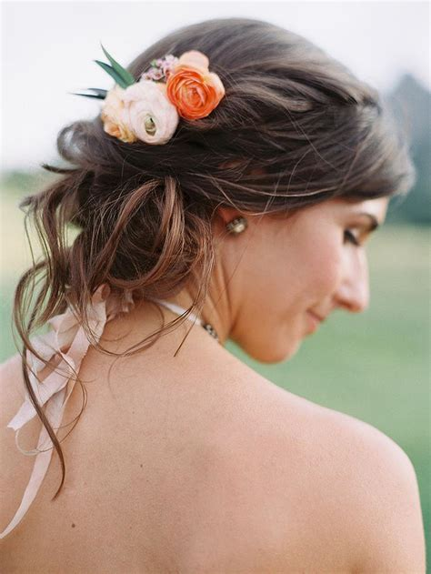 strapless dress hairstyles ideas