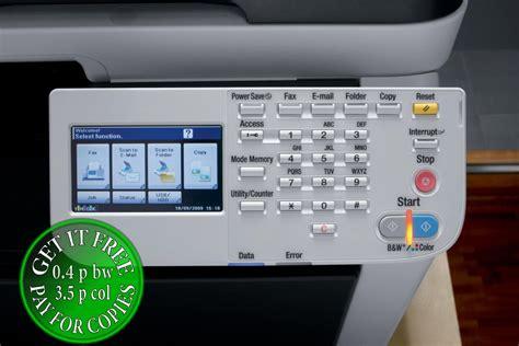 28/14 ppm in black & white and colour. Free Konica Minolta Bizhub C25 Driver Download / Konica Minolta Multifunction Printer Konica ...