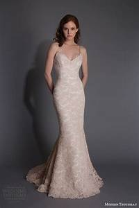 modern trousseau spring 2016 wedding dresses wedding With colored wedding dresses 2016