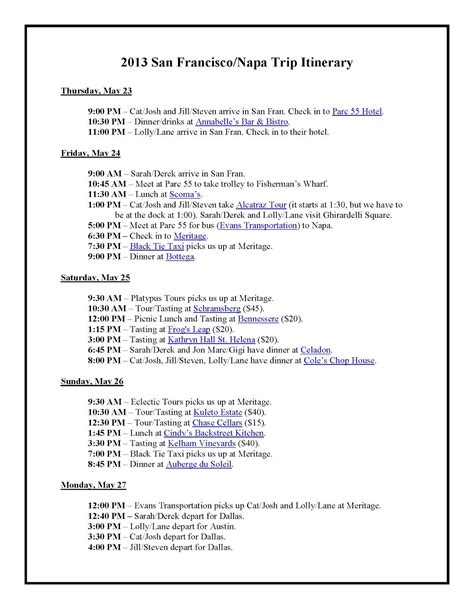 travel itinerary template word 2010 family travel itinerary template videotekaalex tk mughals