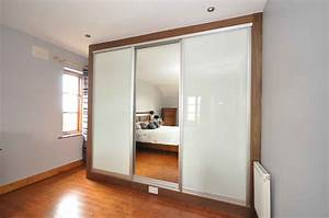 Frosted glass panel for bedroom dividers | HOME: Room ...