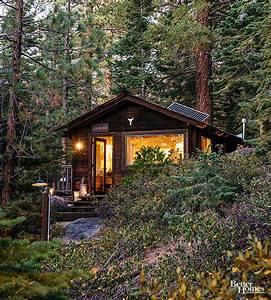 House Tour: Lakeside Cabin