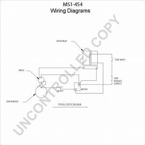 Chevy 454 Engine Starter Wiring Diagram Picture