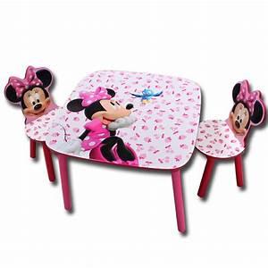 Minnie Mouse Möbel : disney minnie kindersitzgruppe kinder sitzgruppe tisch st hle kindertisch m bel ~ A.2002-acura-tl-radio.info Haus und Dekorationen