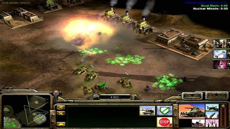 command conquer generals gla mission launch hd