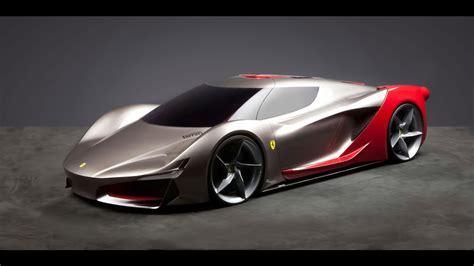 Top 10 Ferrari Future Super