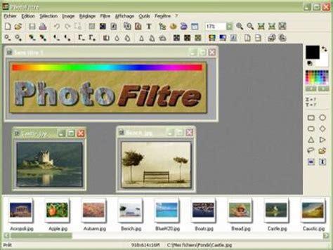 photofiltre est un tres bon logiciel de graphisme gratuit et en francais aide montage