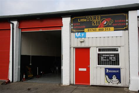 Tyres And Servicing In Shrewsbury