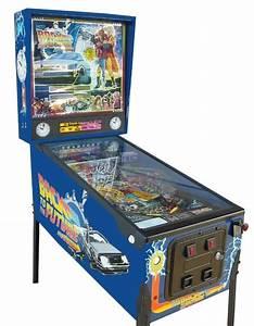 Back To The Future Pinball Machine Liberty Games