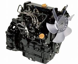 Yanmar Industrial Diesel Engine Tnv Series  3tnv82a 3tnv84