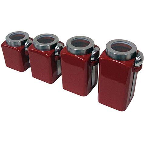 kitchen canister sets walmart pottery kitchen walmart kitchen canister sets kitchen
