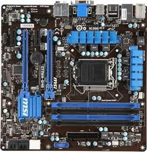 Msi Z77ma-g45 Motherboard