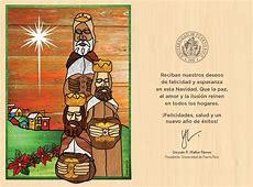 UPR les desea Feliz Navidad – Universidad de Puerto Rico