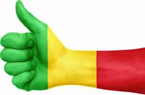 banner download free illustration mali flag hand national fingers
