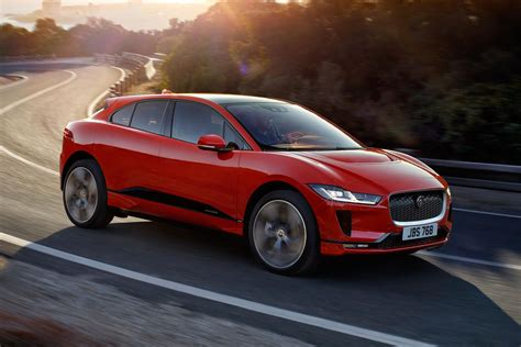 jaguar  pace packs  miles  range awd