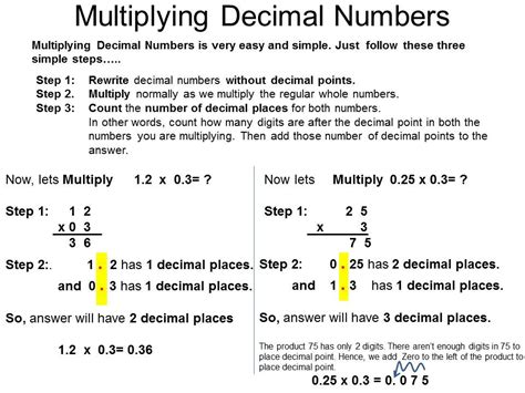 multiplying decimals for 4th grade 1000 ideas about