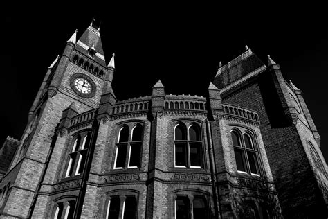 Reading Town Hall Photograph Taken By Bennetto Photography