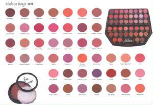 Palette Spice It Orange Russet Coral by Lafemme Blush Palette 12 Pan Filled