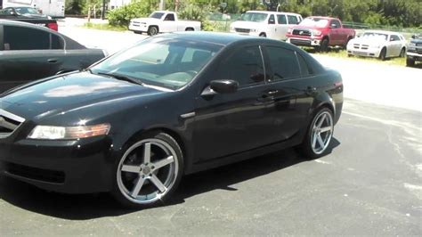 www dubsandtires com 2006 acura tl 20 inch stance sc 5 sc