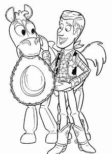 Woody Coloring Pages - Printable Coloring Image