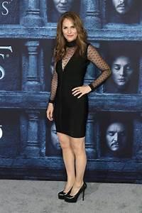 Amy Brenneman 39Game Of Thrones39 Season 6 Premiere In Los