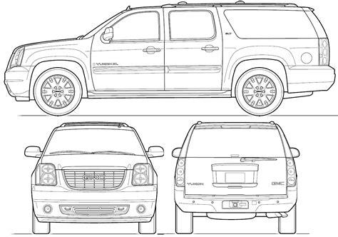 download car manuals pdf free 2009 gmc yukon seat position control 2009 gmc yukon xl suv blueprints free outlines