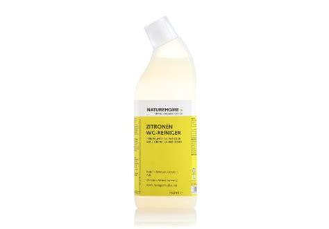 starker kalk im wc bio qualit 228 t zitronen wc reiniger 750 ml 4 77 eur liter wc reiniger