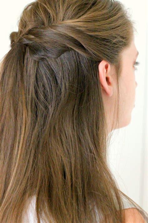 leichte frisuren für lange haare leichte frisuren manche ideen f 252 r den strand
