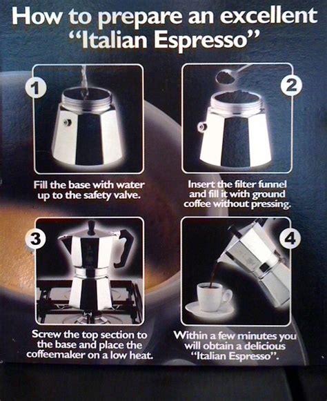 How to make Italian coffee in your Bialetti moka (expresso maker)ArtTrav