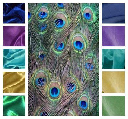 peacock color scheme bedroom peacock inspired color scheme inspiration for future 16634   e687a26c35a20742658c904405873c5b