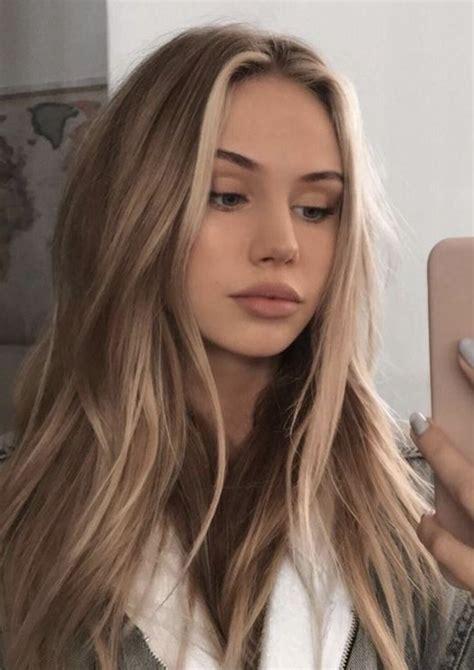 Best 25 Dark Blonde Hair Ideas On Pinterest Dark Blonde
