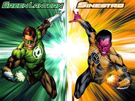 vs green lantern green lantern vs sinestro dreager1 s