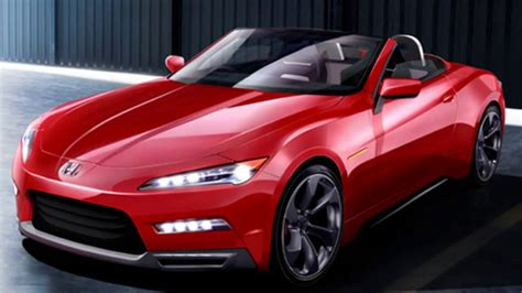 Honda New S2000 by 2017 Honda S2000 Concept New Car Essentials