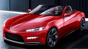 2017 Honda S2000 Concept New Car Essentials