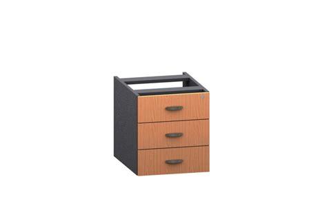 under desk lock box accent 3 drawer fixed pedestal iffp3l ddk commercial