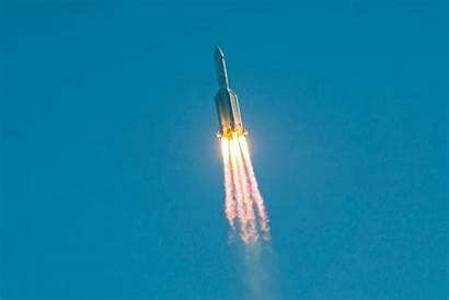 Rocket Launch China Chinese Space Debris Crash