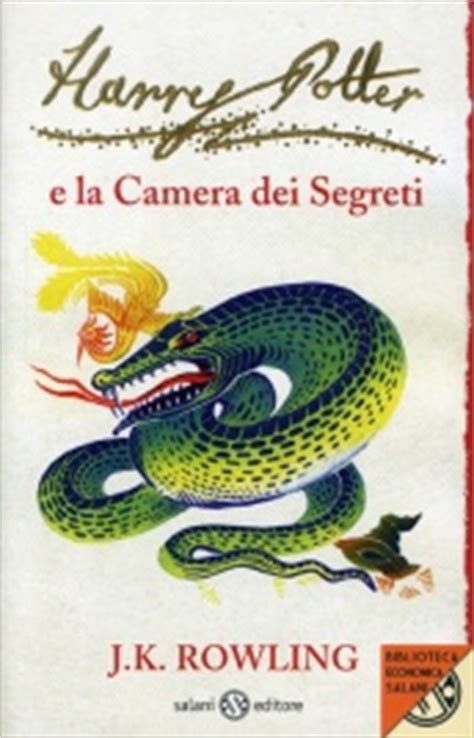 harry potter  la camera dei segreti libro    rowling