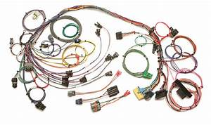 Painless Wiring 60103 This Harness Is Designed For 1990  5
