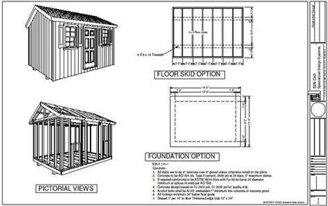 10x14 shed plans pdf flickr photo