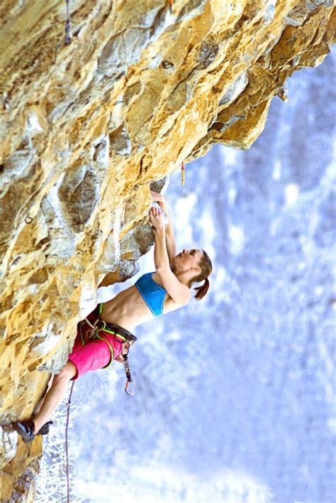 Free Climbing Tips Why Get Stronger When You Can Get