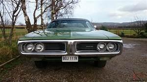 1972 Dodge Charger Hardtop Coupe 318 V8 5 2 Hurst 4 Speed