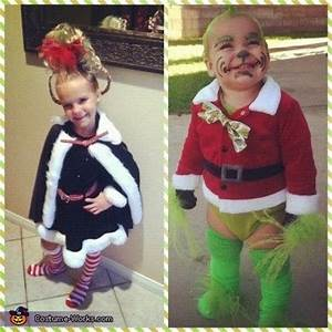Baby Grinch and Cindy Lou Who Costumes | The o'jays, The ...