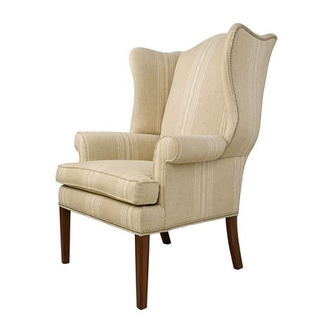 ethan allen recliners 88 ethan allen ethan allen skylar stripped wing