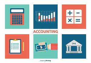 Accounting Icon Collection - Download Free Vector Art ...