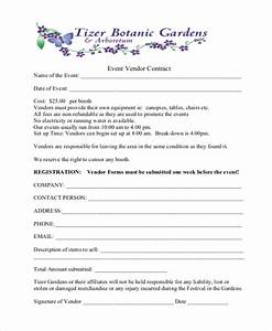 Sample event contract form 10 free documents in word pdf for Wedding vendor contract template