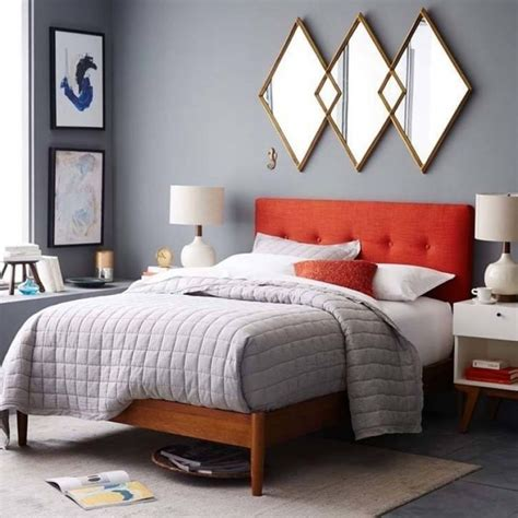 mid century bedroom mid century modern bedroom furniture the partizans