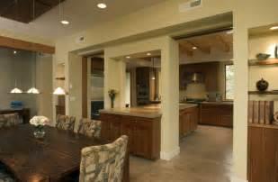 kitchen living room divider ideas dining kitchen